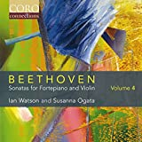 #8: Beethoven: Sonatas for Fortepiano & Violin, Vol. 4