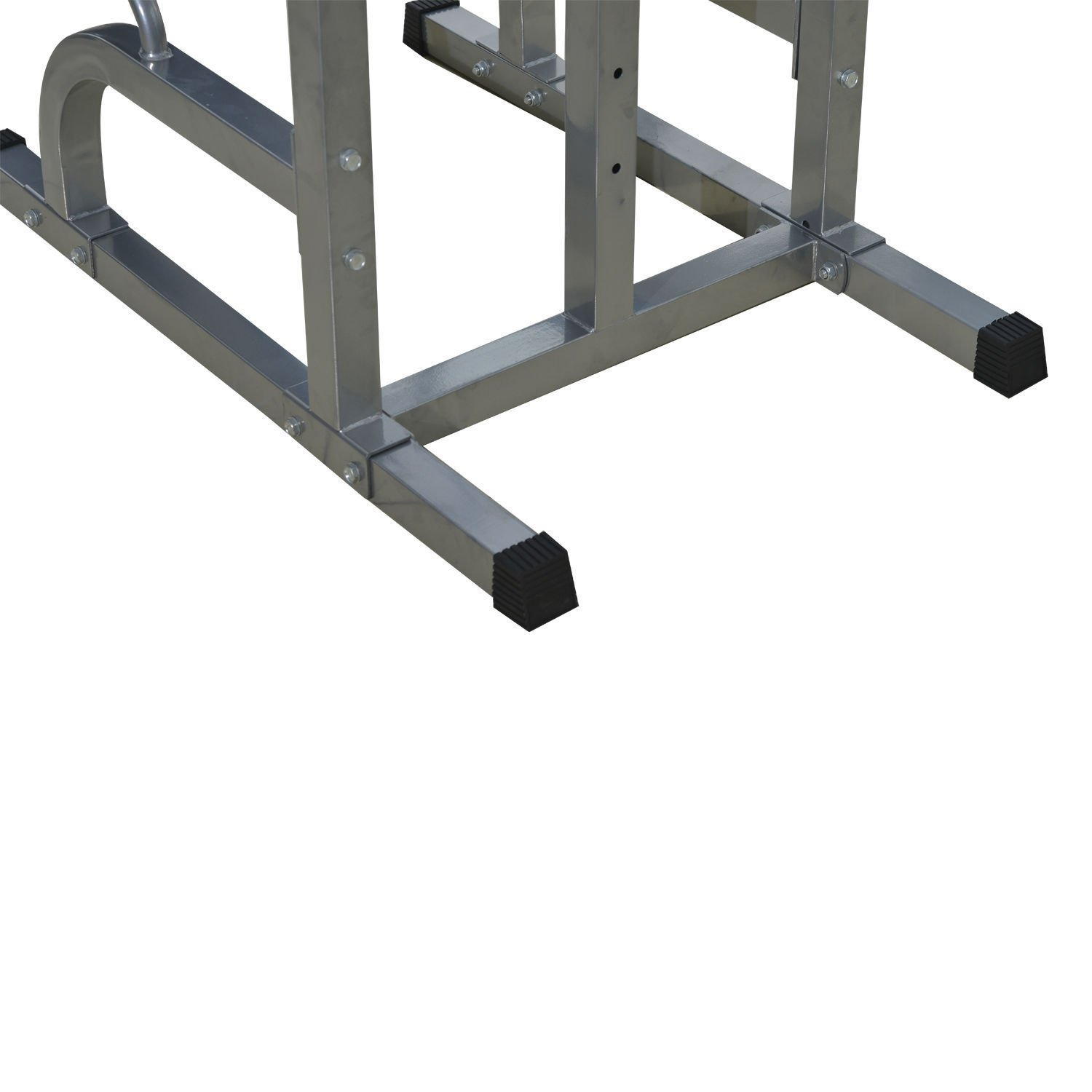 Home Gym Workout Strength Fitness Training Power Tower Dip Station Weight Bench by Happybeamy (Image #3)