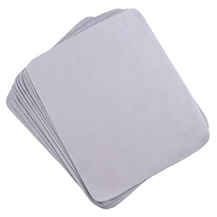 Baoblaze 10 pcs Telas de Microfibra para Limpiar Lentes de ...