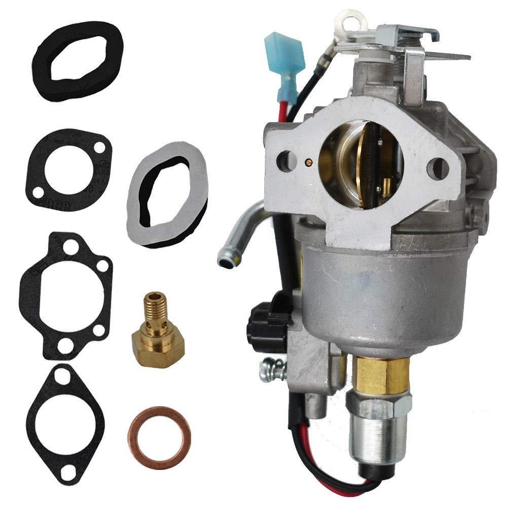 Microquiet 4000-Watt 4KYFA26100 4KYFA26100P 4KYFA26100K With Gaskets 1460803 Karbay Carburetor For Onan Cummins A041D736 1460785 Generators