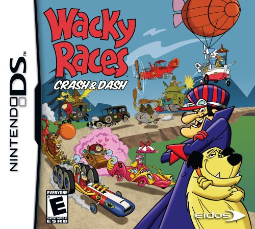 Wacky Races: Crash and Dash - Nintendo DS ()