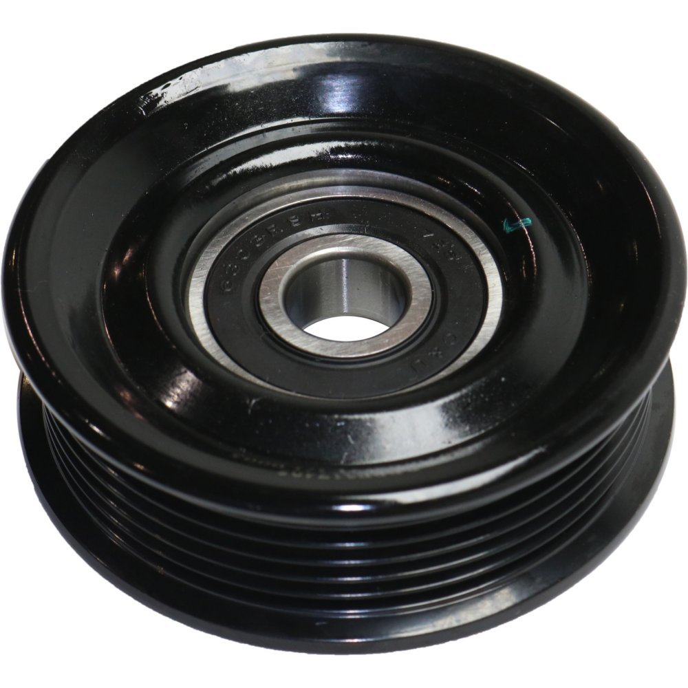 Accessory Belt Idler Pulley compatible with Ford Expedition 02-14 07-15 JK Jeep Wrangler