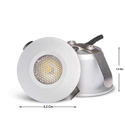 Led Track Lighting India: LED Spotlight: Buy LED Spotlight Online At Best Prices In