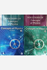 Concepts of Physics Vol I & II with Solutions of both the Volumes - Set of 4 Books Paperback