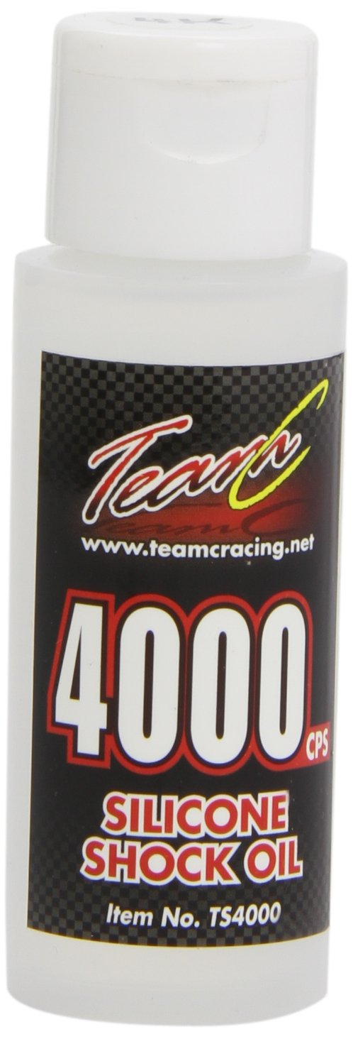 Team C 4000CPS Silicone Differential Oil (TS4000)
