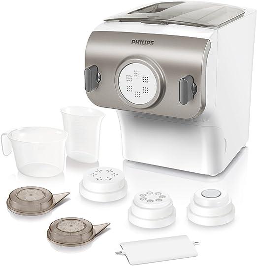 Philips HR2355//12 Pastamaker Automatisches Mischen Kneten /& Ausgeben von Nudeln