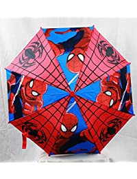 Umbrella - Marvel - Spiderman Collapsable (Youth/Kids) New SPU332