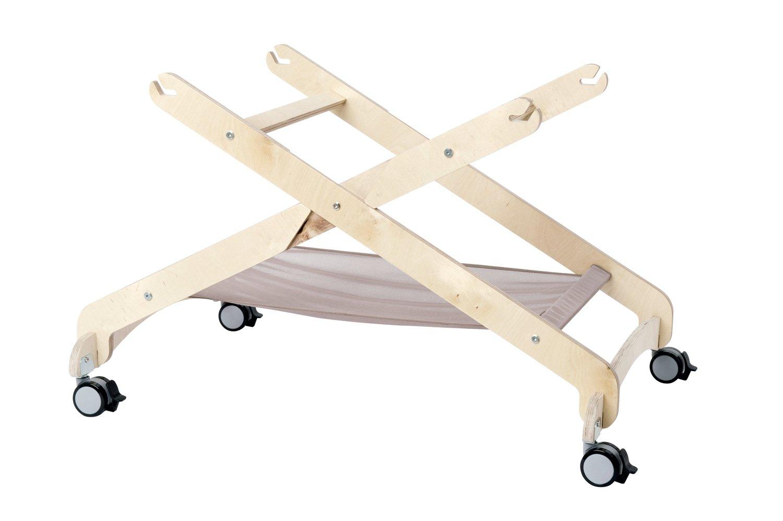 LooL Stand Rollwagen Rollwagen Rollwagen für Babywiege LooL 0-6 Monate bis 15 kg a03cbe