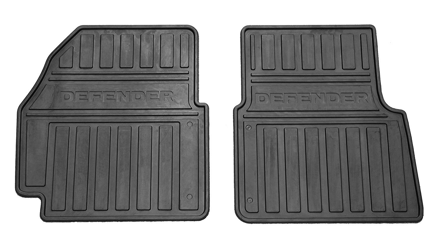 Land Rover Defender New Genuine Tapis en caoutchouc VPLDS0147 2012-2014 avant