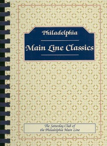 Philadelphia Main Line Classics by Saturday Club of Wayne, Junior Saturday Club of Wayne