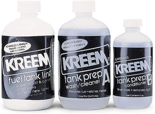 Kreem Products 19-103 Black Fuel Tank Liner