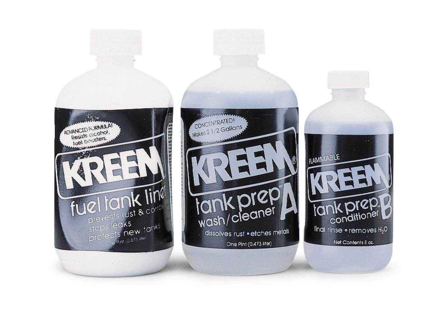 Kreem Products Fuel Tank Liner Combo-Pak 1210 TRTC7039 Z53-1200