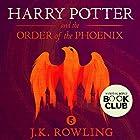Harry Potter and the Order of the Phoenix, Book 5 Hörbuch von J.K. Rowling Gesprochen von: Stephen Fry