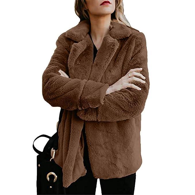 Btruely Herren Chaqueta Suéter Abrigo Jersey Mujer, Abrigo de Invierno Casual Manga Larga Cárdigan para