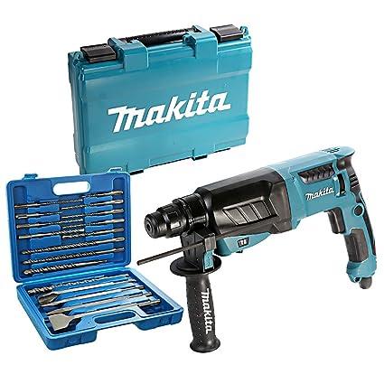 Rotary Hammer Drill 3 Mode 26mm 240V Makita HR2630 SDS