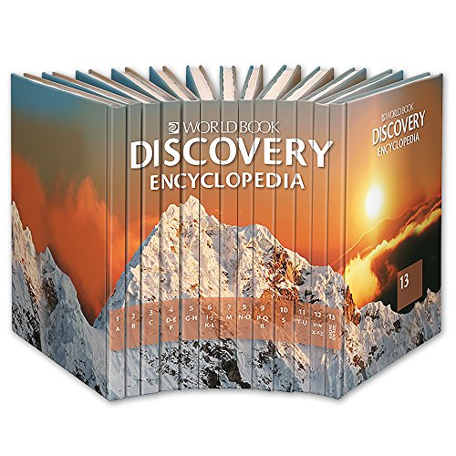 World Book Discovery Encyclopedia for sale  Delivered anywhere in USA