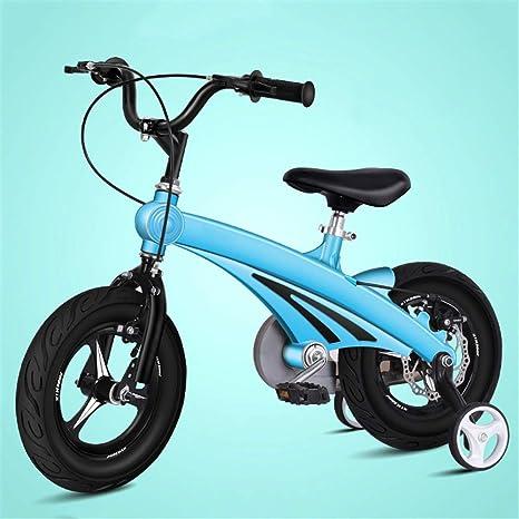 Bicicleta para niños, para 2-8 años Chicas Muchachos Bicicleta ...