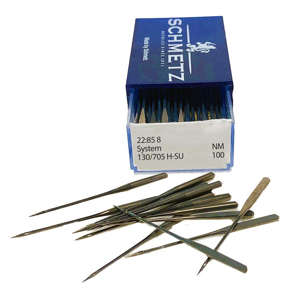 Schmetz Super Nonstick Sewing Machine Needles - Bulk - Size 100/16 by Schmetz