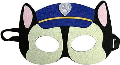 Lemonkid® - Máscara de Halloween de la Patrulla Canina para ...