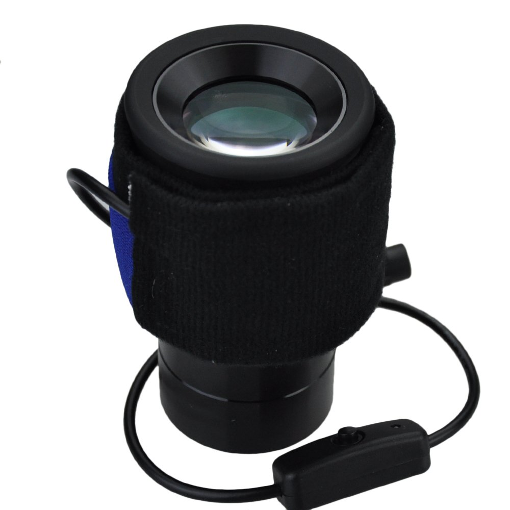 Telescope Eyepieces or Other Devices Keep Them from Fog Dew Freezing Dew Heater Strip for Telescopes Camera DSLR Lens