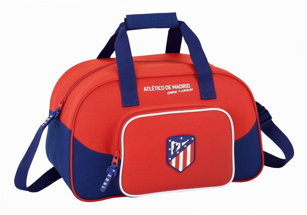 Safta Bolsa De Deporte Atlético De Madrid Coraje Oficial 400x230x240mm Atletico De Madrid 711858273