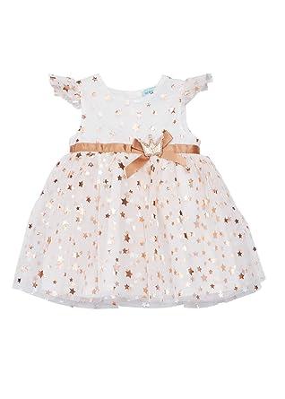 dcfe2b04f494 Newborn Infant Baby Girls Dresses Kids Tutu Tulle Birthday Wedding Party  Special Occasion Playwear 0-