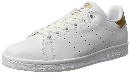adidas Stan Smith W, Scarpe da Tennis Donna, Bianco (Footwear White/Footwear
