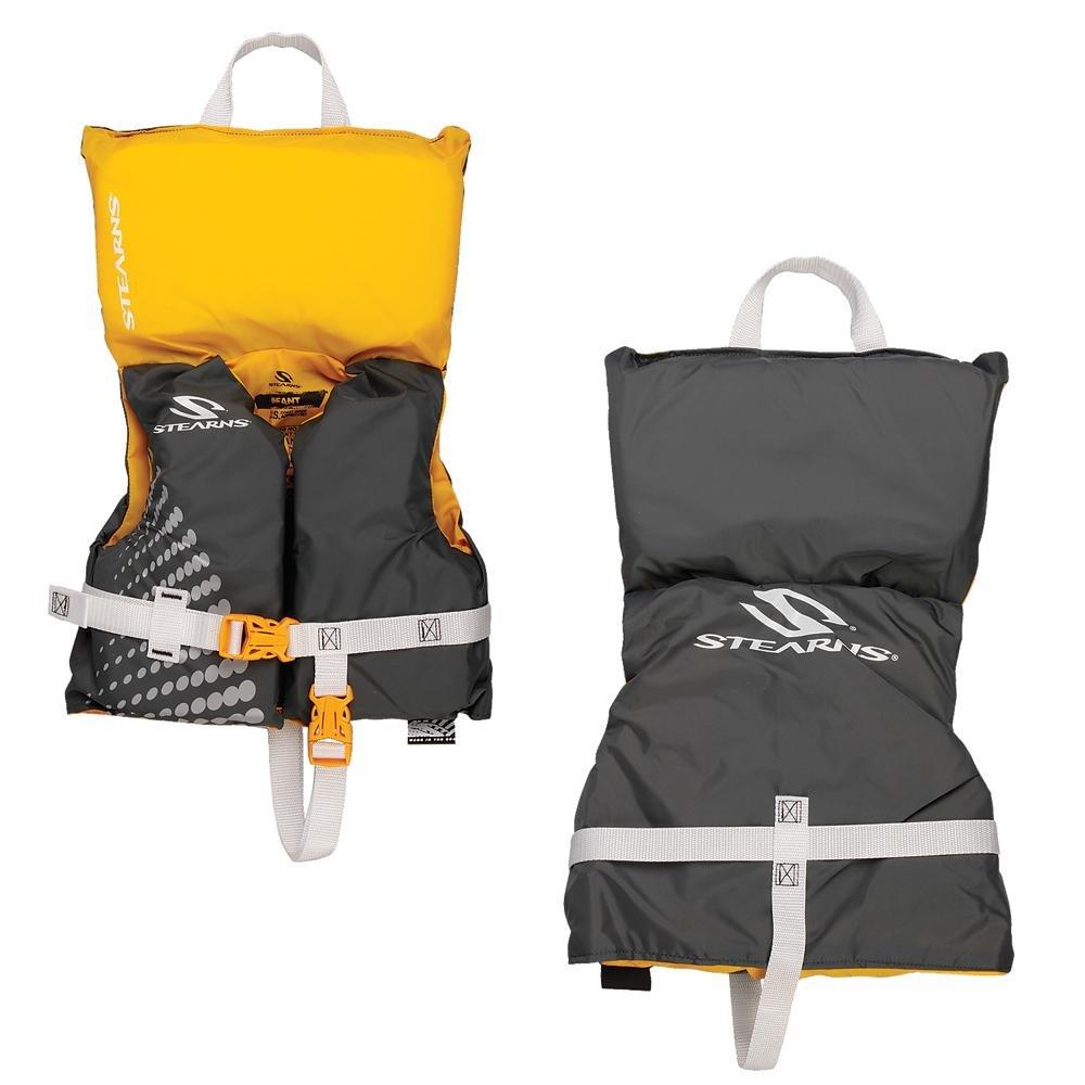 【保証書付】 Infant Infant Stearns YEL/BLK B00PAC74P2 Vest by Stearns B00PAC74P2, 京彩屋:69eadbc8 --- a0267596.xsph.ru