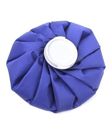 PIXNOR bolsa de hielo de 27 cm para aliviar dolores en lesiones, cuello, rodilla