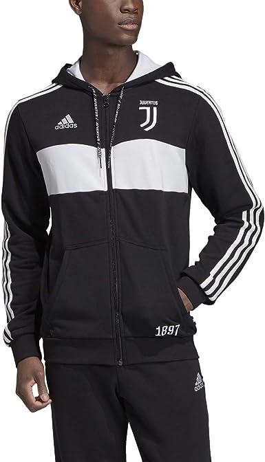 Perímetro Mareo Prisionero  Amazon.com: adidas Juventus Zone - Sudadera con capucha: Clothing