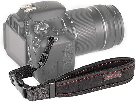 ZugGear - Correa de muñeca para cámara réflex Digital o cámara sin ...