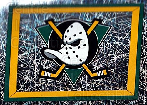 (CI) Anaheim Mighty Ducks Hockey Card 2005-06 Panini Stickers 193 Anaheim Mighty Ducks