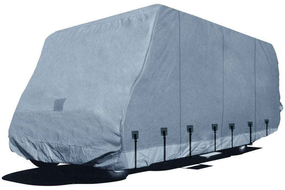 Schutzhü lle 'Robust' fü r Wohnmobile bis 7, 0 m Lä nge  (2, 38 x 2, 20 m / Breite x Hö he) CARPOINT 1723483