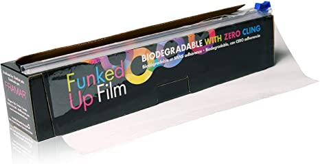 Framar - Película sin adhesivos, Saran Wrap para equilibrar el ...