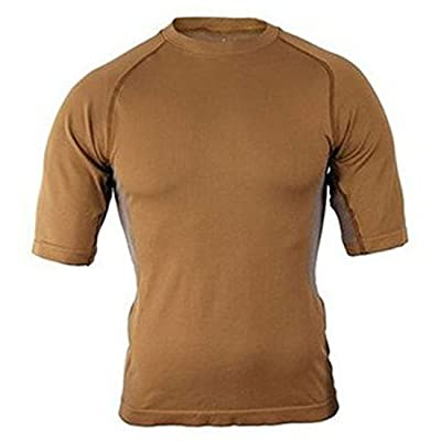 57271e2b5ecf Propper International Adventure Tech Level I Lightweight Top SS Coyote Tan  XL