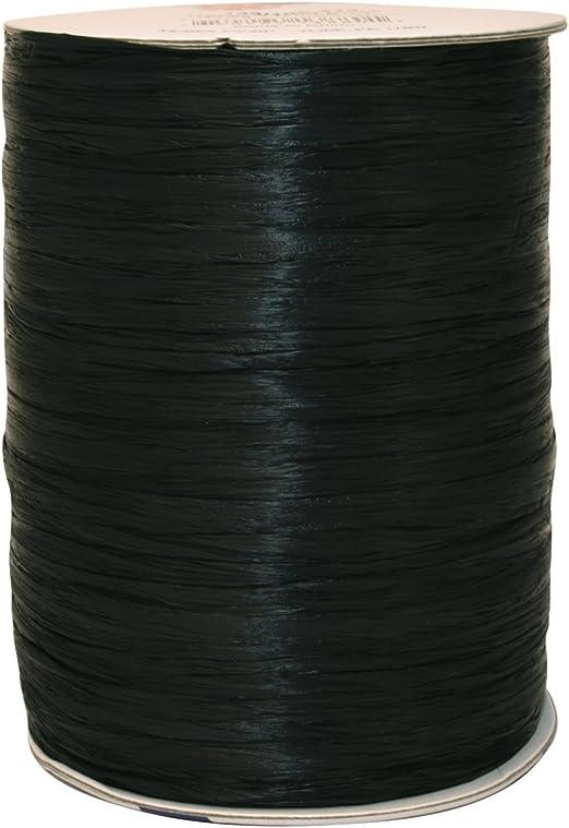 Multi Color 55-Yard Morex Ribbon Rayon Raffia Fabric Ribbon Spool