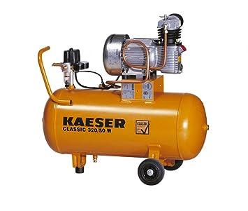 Classic Kaeser 320/50 W profesional compresor de aire comprimido: Amazon.es: Bricolaje y herramientas