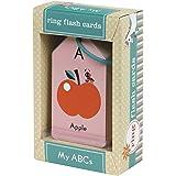 Mudpuppy My ABC's Ring Flash Cards