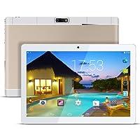 Qimaoo 9.6 Pouces Android Tablette Tactile,1G RAM +16G ROM,1280x800 HD IPS Ecran d'Affichage Quad Core Tablette PC avec Slot de SIM Carte,Supporter WiFi,Bluetooth