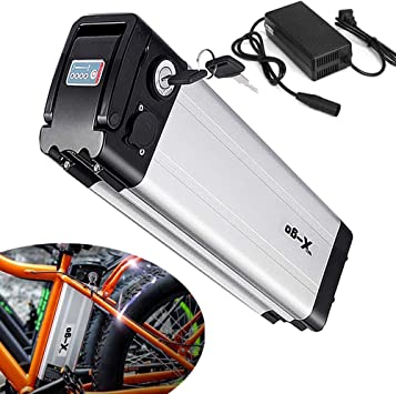 X-go Bateria Bicicleta Electrica 36V 10AH Bateria De Bicicleta ...