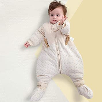 GAOYY Algodón Suave Ropa De Cama Recién Nacidos Dormido Saco De Dormir Bebe Sobre para Los Recién Nacidos Moda Niños Bebés Niñas,C-100CM: Amazon.es: Hogar