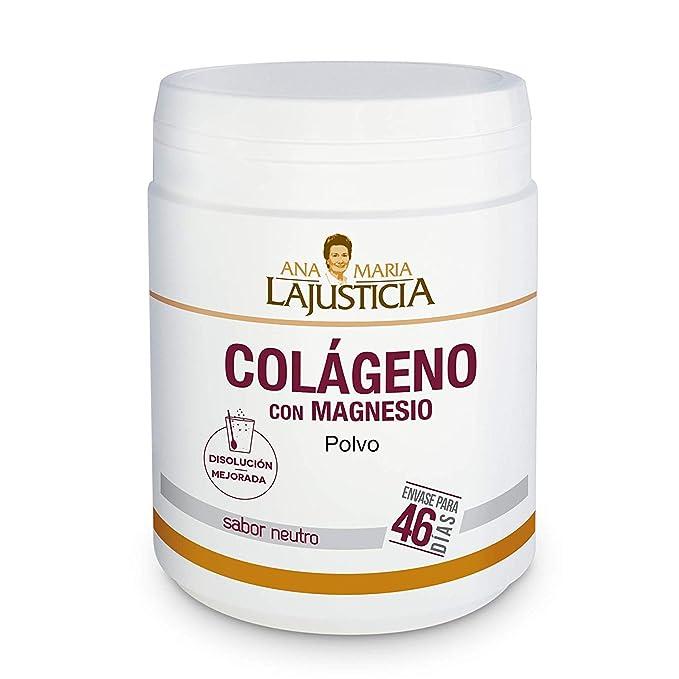 Ana Maria Lajusticia Colágeno con Magnesio con Sabor neutro - 350 gr
