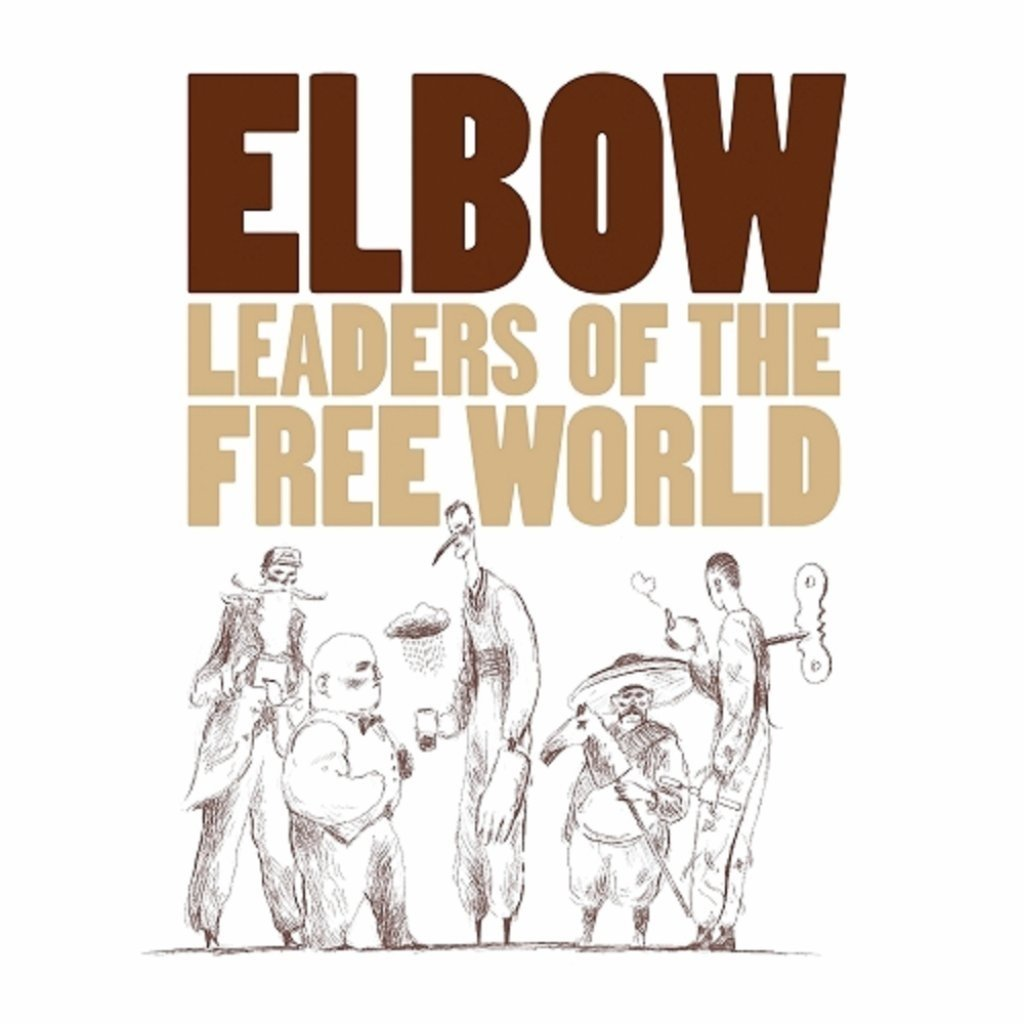Vinilo : Elbow - Leaders Of The Free World (2PC)