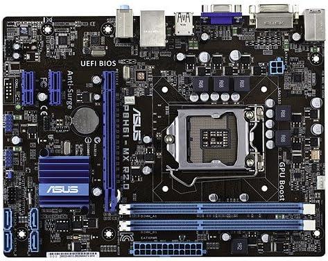 ASUS P8H61-MX R2.0 90-MIBJG0-G0EAY0DZ H61 B3 Intel LGA1155