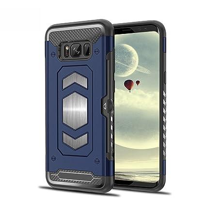 Amazon.com: Funda para Samsung Galaxy S8, de grado militar ...