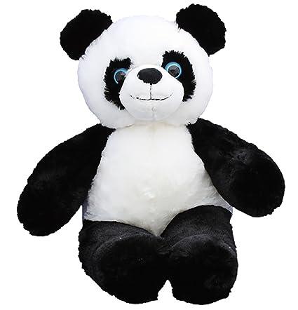 Amazon Com Cuddly Soft 16 Inch Stuffed Panda Bear We Stuff Em