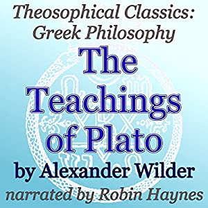 The Teachings of Plato Audiobook