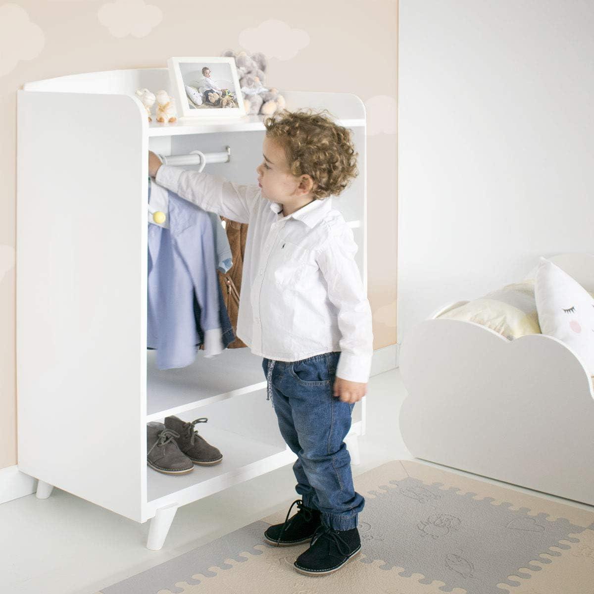 Bainba Armario Infantil Montessori