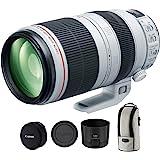 Canon EF 100-400mm f/4.5-5.6L is II USM Lens - 9524B002 (Renewed)