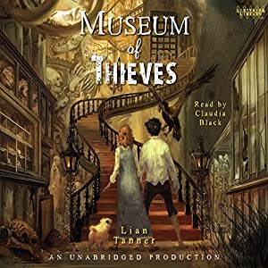 Museum of Thieves Audiobook